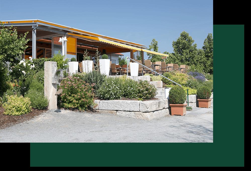 Golf-Club Herzogenaurach | Gastronomie Wintergarten