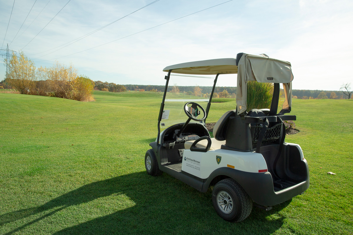 Golf-Club Herzogenaurach   News - Platz