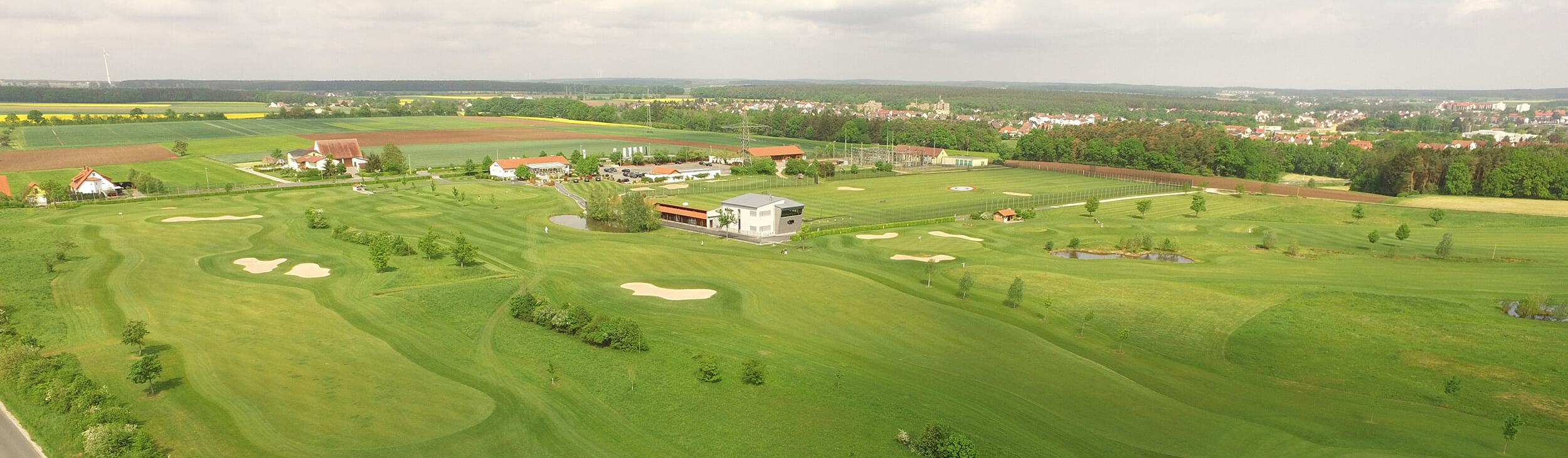 Golf-Club Herzogenaurach | Drohnenaufnahmen