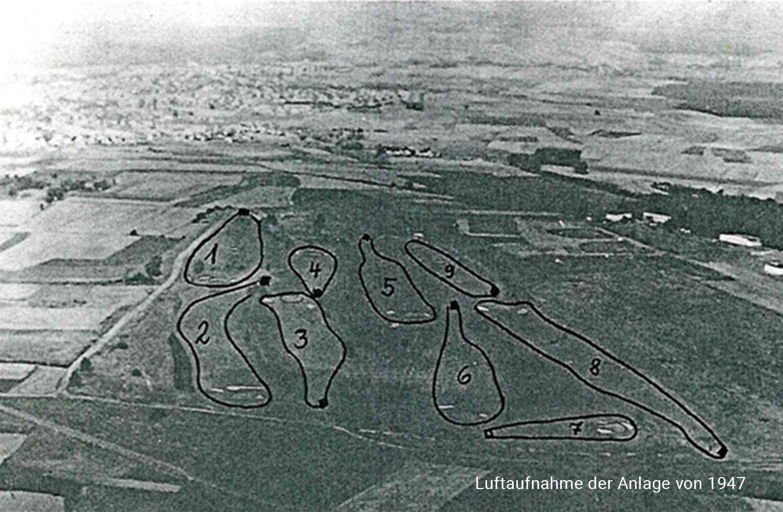 Golf-Club Herzogenaurach | Historie Plaetze