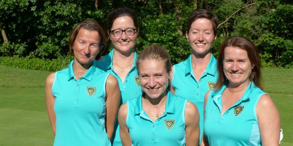 Golf-Club Herzogenaurach | Mannschaft AK 30 Damen