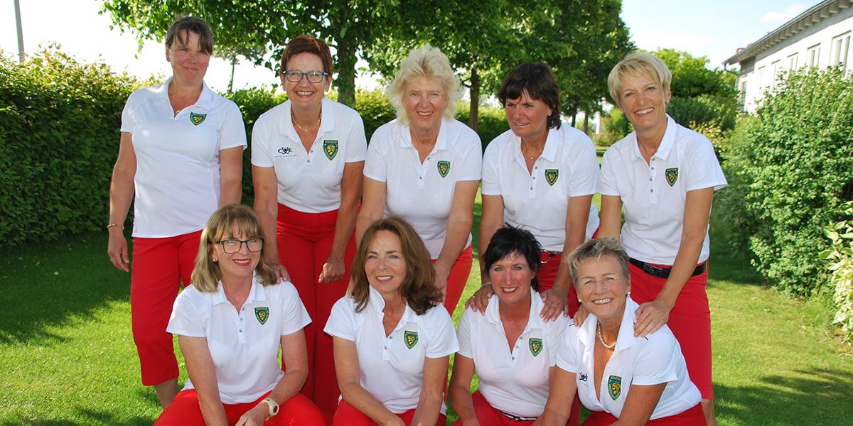 Golf-Club Herzogenaurach | Mannschaft AK 50 2017